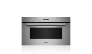 "Wolf 30"" M Series Professional Drop-Down Door Microwave Oven MDD30PM/S/PH"