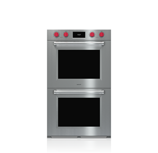 "Wolf Horno doble Empotrable profesional Serie M de 30"" DO30PM/S/PH"